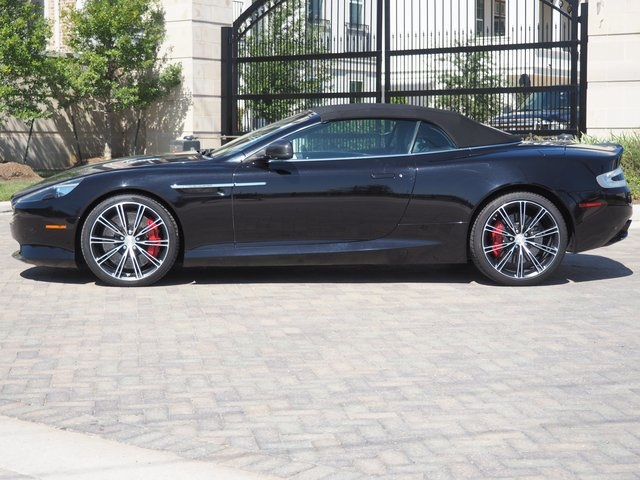 Certified Pre-Owned 2014 Aston Martin DB9 Volante