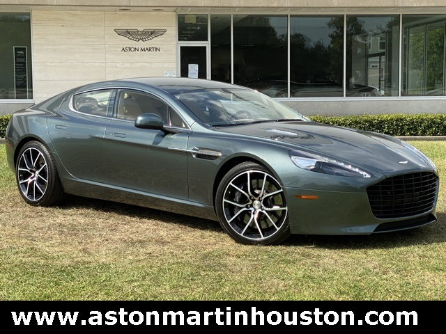 Certified Pre-Owned 2017 Aston Martin Rapide S Shadow Edition