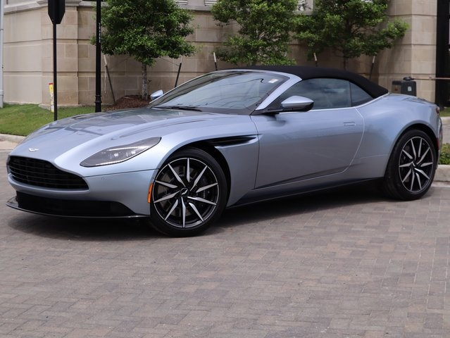 New 2019 Aston Martin DB11 Volante With Navigation