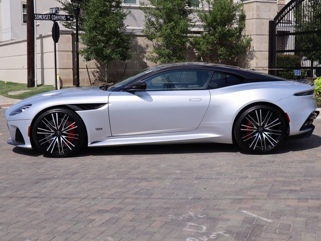 New 2020 Aston Martin DBS