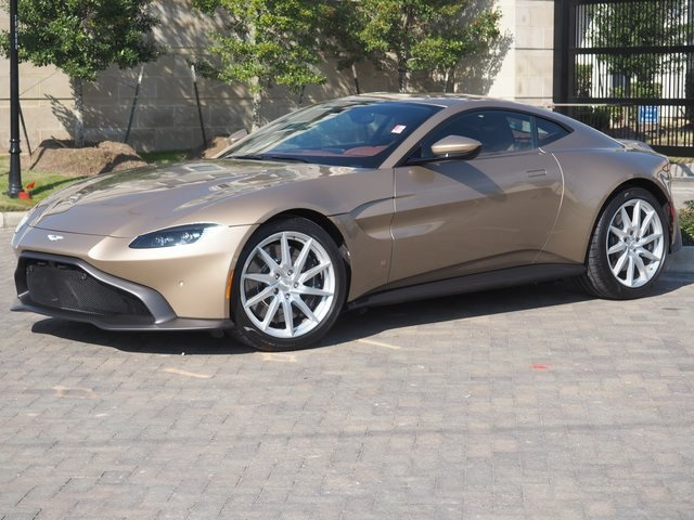 Pre-Owned 2019 Aston Martin Vantage RWD 2D Coupe