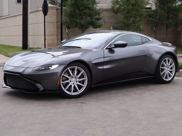 New 2019 Aston Martin Vantage Base RWD 2D Coupe