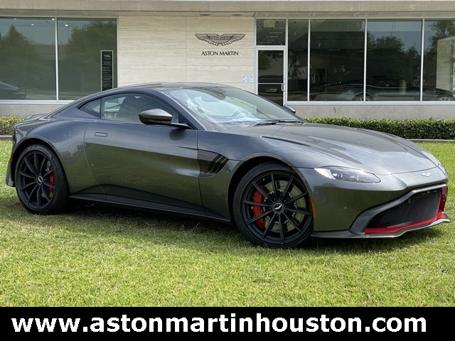 New 2020 Aston Martin Vantage Coupe 0% Financing