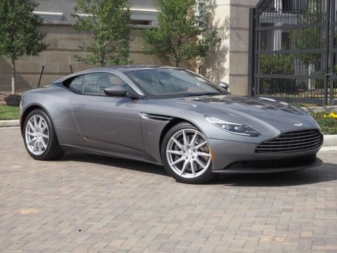 Certified Pre-Owned 2018 Aston Martin DB11